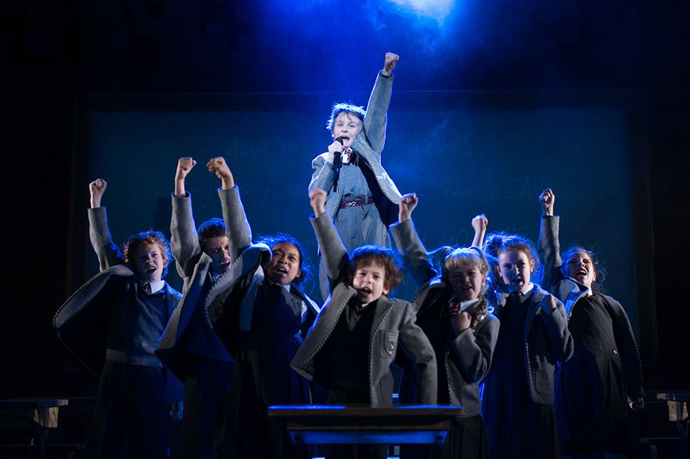 Matilda The Musical – to make debut at Sunderland Empire