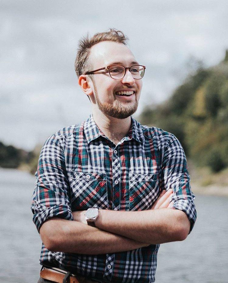 Jay Sykes ArtyParti University of Sunderland academic tutor audio producer arts