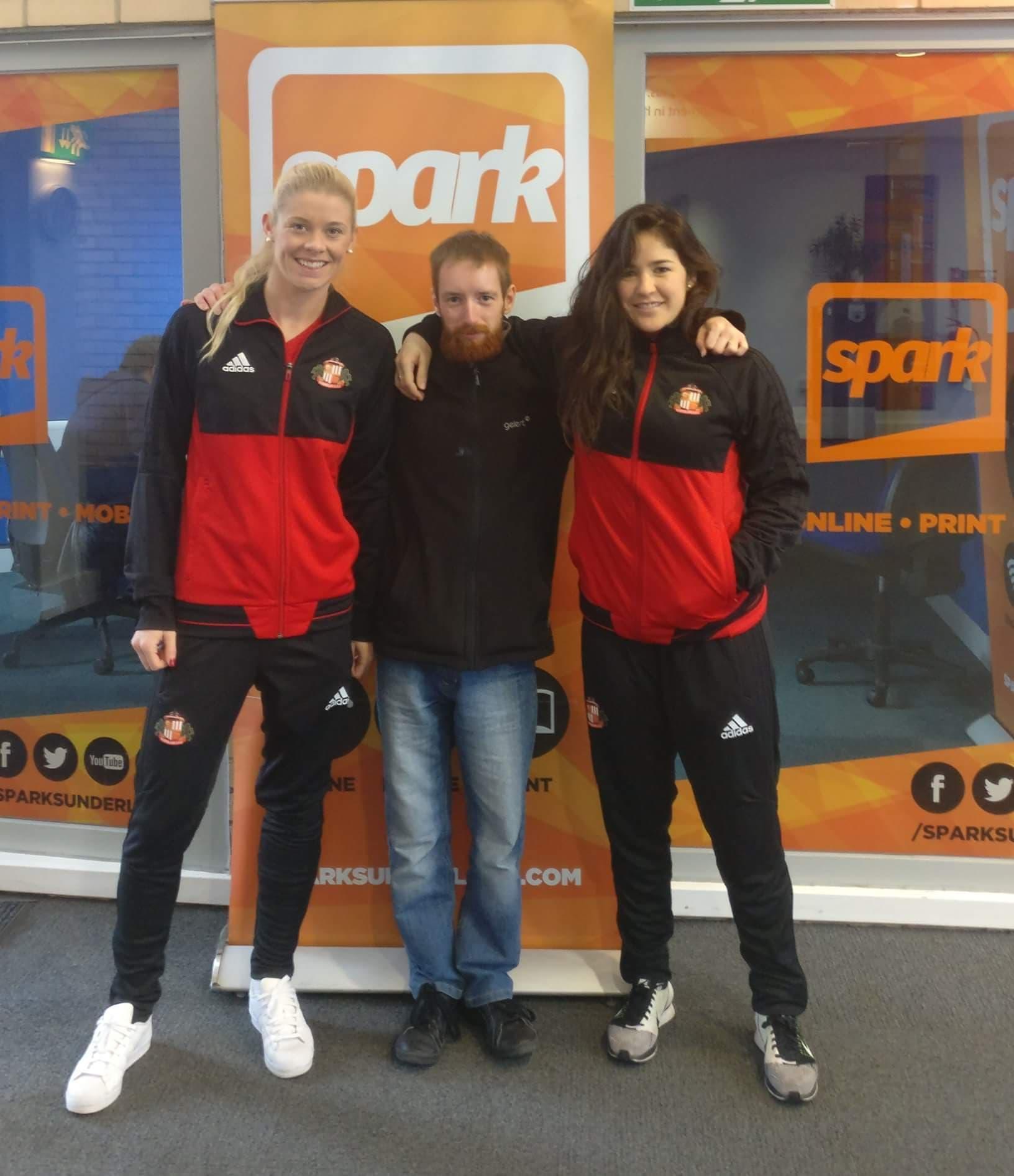 David Shaw Sportsbyte womens football soccer sport sports radio
